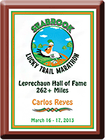 Seabrook Lucky Trail Leprechaun Hall of Fame
